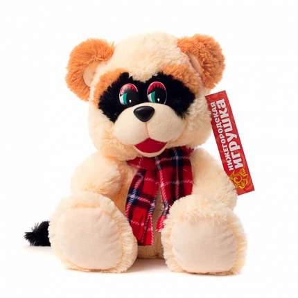 Мягкая игрушка Нижегородская игрушка Енот в шарфе 715-5