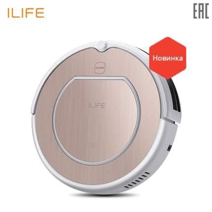 Робот-пылесос ILIFE V50 pro RUS Rose Gold