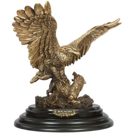 Статуэтка BOGACHO Поединок орла с шакалом 2/22430 Б