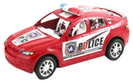 Инерционная Машинка Полиция, Красная