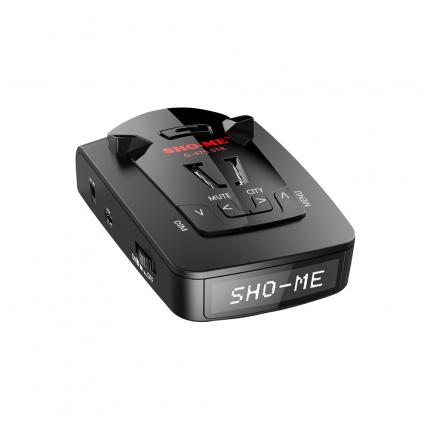 Антирадары SHO-ME G-475 Signature со встроенным GPS модулем Sho-Me G475 Signature
