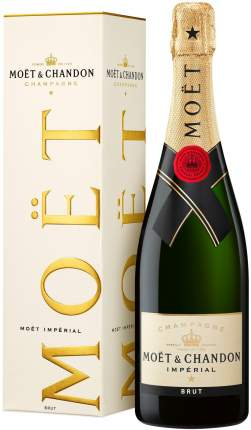 Шампанское Moet & Chandon Brut Imperial  gift box