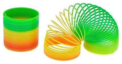 Пружина разноцветная 8,2x8,2x7,2 см