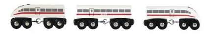 Набор Brio Пассажирский скоростной поезд 33748