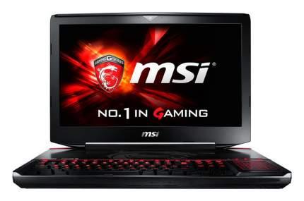 Ноутбук игровой MSI GT80S 6QE-019RU 9S7-181412-019