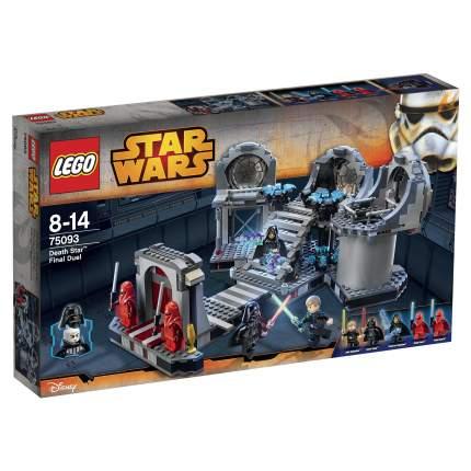 Конструктор LEGO Star Wars Звезда Смерти - Последняя схватка (75093)
