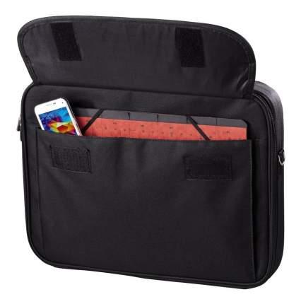 """Сумка для ноутбука 15.6"""" Hama Singapore 99101241 черная"""