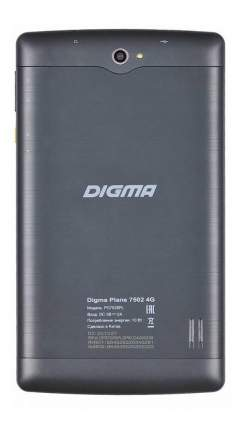 Планшет Digma Plane 7502 Dark Grey (PS7026PL)