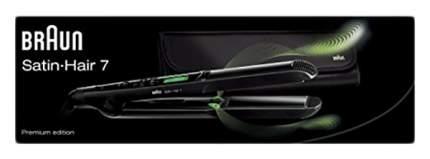Выпрямитель волос Braun ST 730 MN Black
