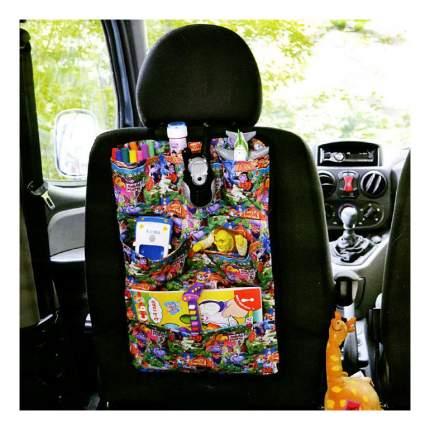 Органайзер на спинку сиденья Сomfort address 35*55 см (BAG 043)