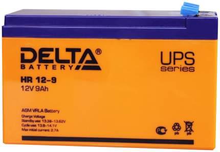 Аккумулятор для ИБП Delta HR 12-9 9Ач 12B