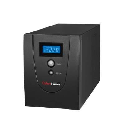 Источник бесперебойного питания CyberPower Value 1500EILCD Black