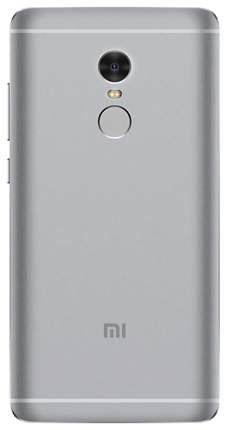 Смартфон Xiaomi Redmi Note 4 32Gb Grey