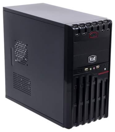 Компьютерный корпус 3Cott 3C-MATX-XR1B 500 вт black
