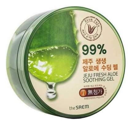 Гель для лица the SAEM Jeju Fresh Aloe Soothing Gel 99% 300 мл