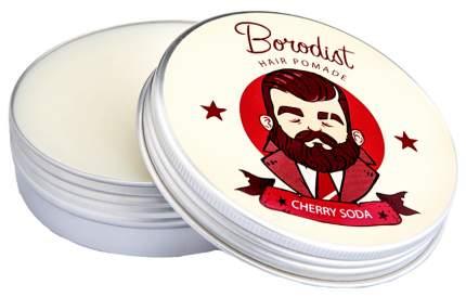Бриолин для волос Borodist Вишневая газировка 100 гр