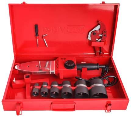 Сварочный аппарат для пластиковых труб RedVerg RD-PW1500-63 6614160