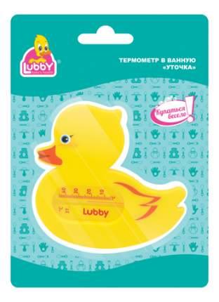 Классический термометр для воды Lubby Уточка