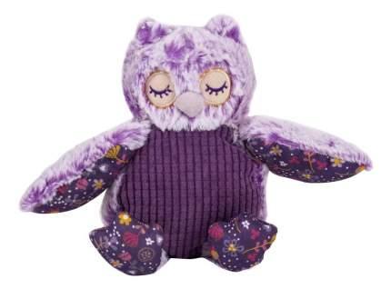 Мягкая игрушка Gulliver Совушка фиолетовая, 18 см