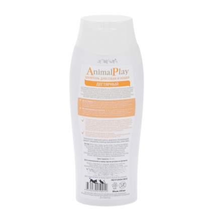 Шампунь для собак Animal Play Дегтярный универсальный, 250 мл