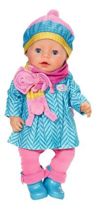 Одежда для прохладной погоды для Baby Born Zapf Creation