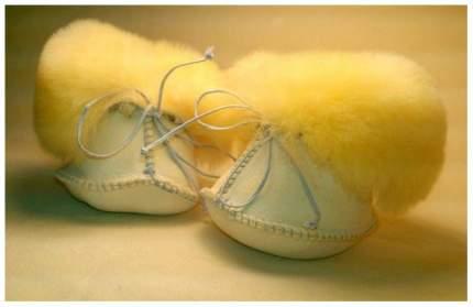 Пинетки Ramili Baby Basic из медицинской овчинки PRBB(XX)