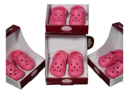 Обувь для куклы Gotz Тапочки