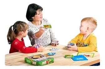 Семейная настольная игра Сквирл Мистер белкин