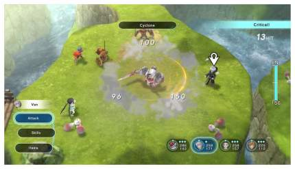 Игра для PlayStation 4 Square Enix Lost Sphear 40067495