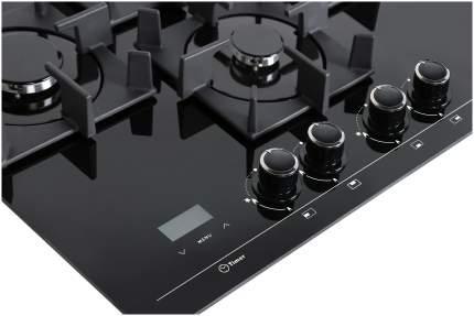 Встраиваемая варочная панель газовая GEFEST ПВГ 2231-03 К33 Black