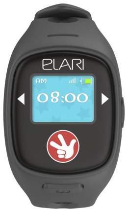 Детские смарт-часы ELARI Fixtime 2 Black/Black (FT-201)