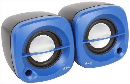 Колонки компьютерные Ritmix SP-2030 Black/Blue