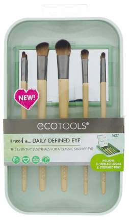 Кисти для макияжа Ecotools Daily Defined Eye Kit