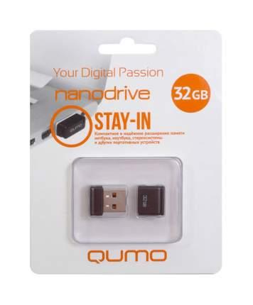 USB-флешка QUMO NanoDrive QM32GUD-NANO-B