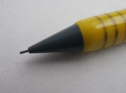 Карандаш механический ErichKrause® Delta 0.5 мм НВ в коробке 12 шт