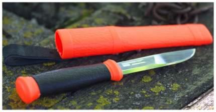 Туристический нож Morakniv Outdoor 2000 оранжевый