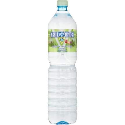 Вода Сенежская негазированная пластик 1.5 л 6 штук в упаковке
