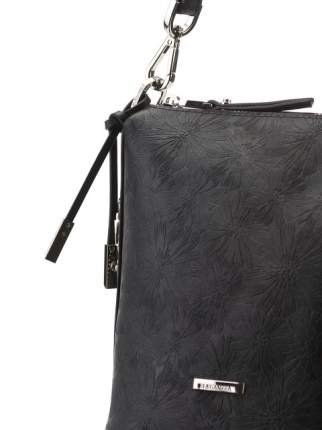 Сумка женская кожаная Eleganzza Z01-15391 черная