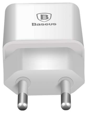 Сетевое зарядное устройство Baseus Letour Charger 1 USB 2,1A White
