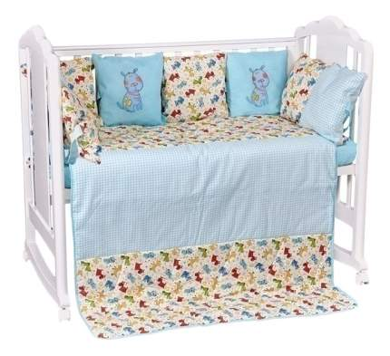 Комплект детского постельного белья Polini Собачки 0001753-12