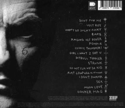 """Аудио диск Die Antwoord """"Donker Mag"""""""