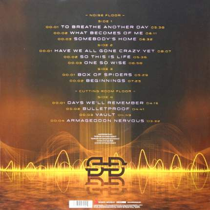 Виниловая пластинка Spock's Beard   Noise Floor (Special Edition)(2LP+2CD)