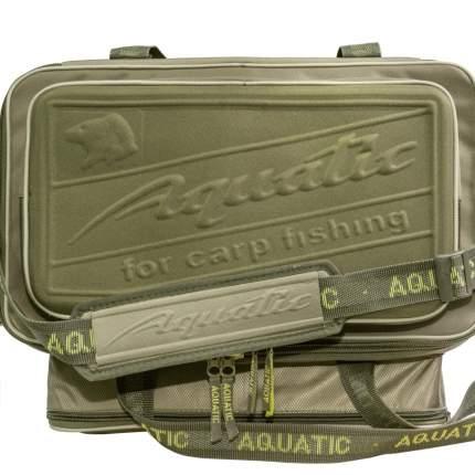 Сумка рыболовная Aquatic С-19Х (хаки)