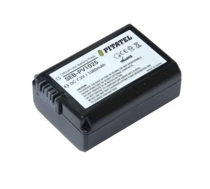 """Аккумулятор Pitatel """"SEB-PV1025"""", для Alpha NEX 5, 1080 мАч"""