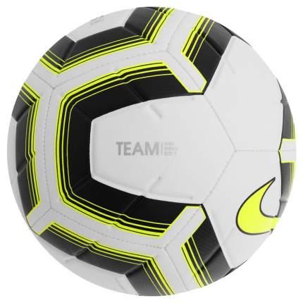 Футбольный мяч Nike Strike Team №5 white/yellow