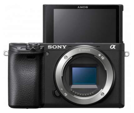 Фотоаппарат цифровой компактный Sony ILCE-6400M/B