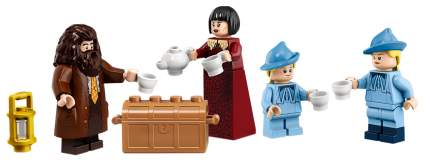 Конструктор «Карета школы Шармбатон: приезд в Хогвартс», 430 деталей LEGO