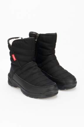 Дутики женские Strobbs F8283 черные 38 RU