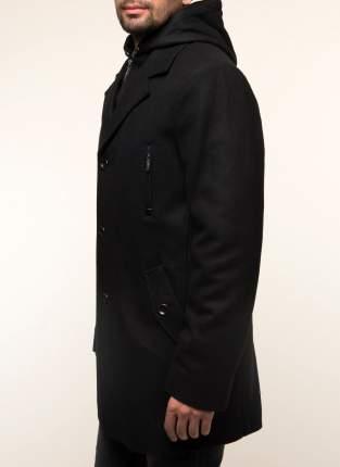 Пальто мужское Sainy 73 черное 56 RU