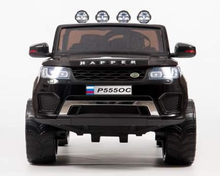 Детский электромобиль Barty Range Rover XMX601(Happer) 4Х4 (полный привод), Чёрный